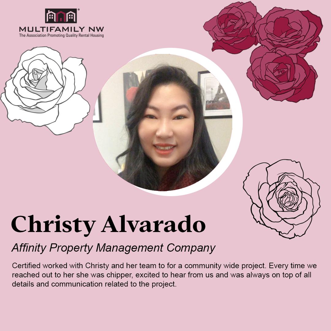 Christy Alvarado