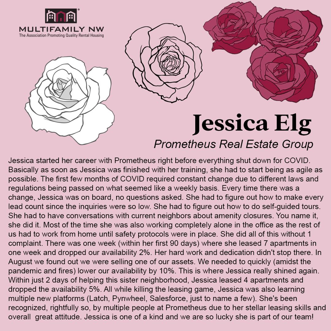 Jessica Elg
