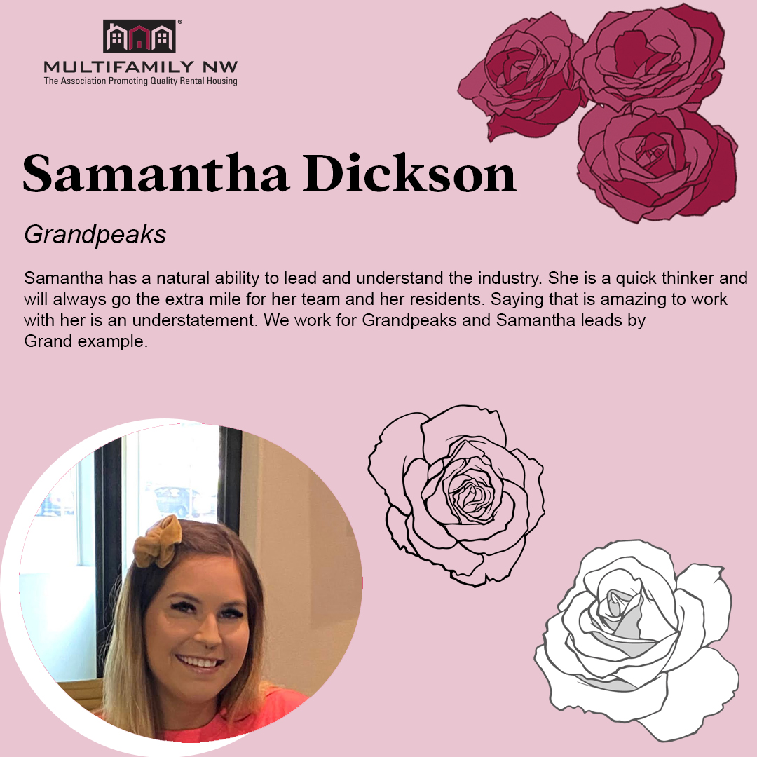 Samantha Dickson