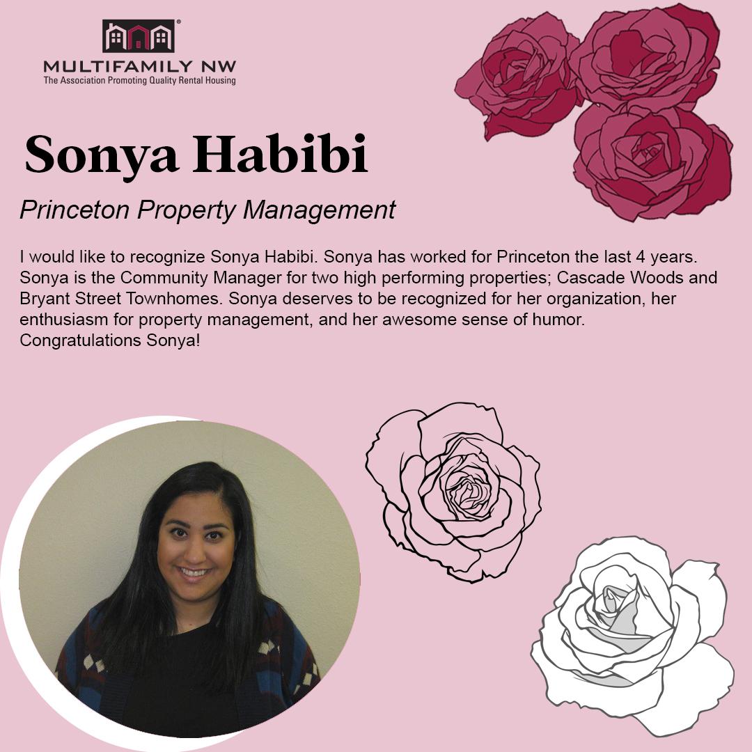 Sonya Habibi