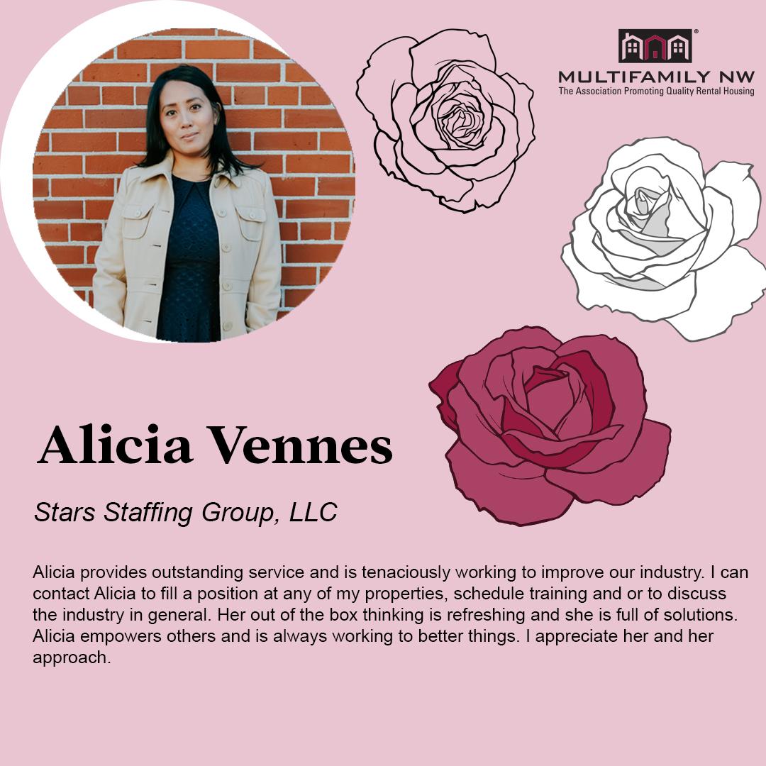 Alicia Vennes