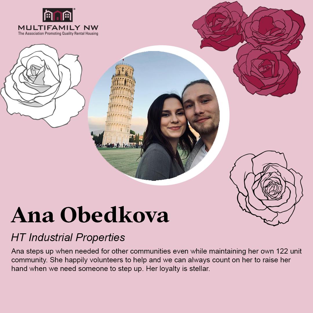Ana Obedkova