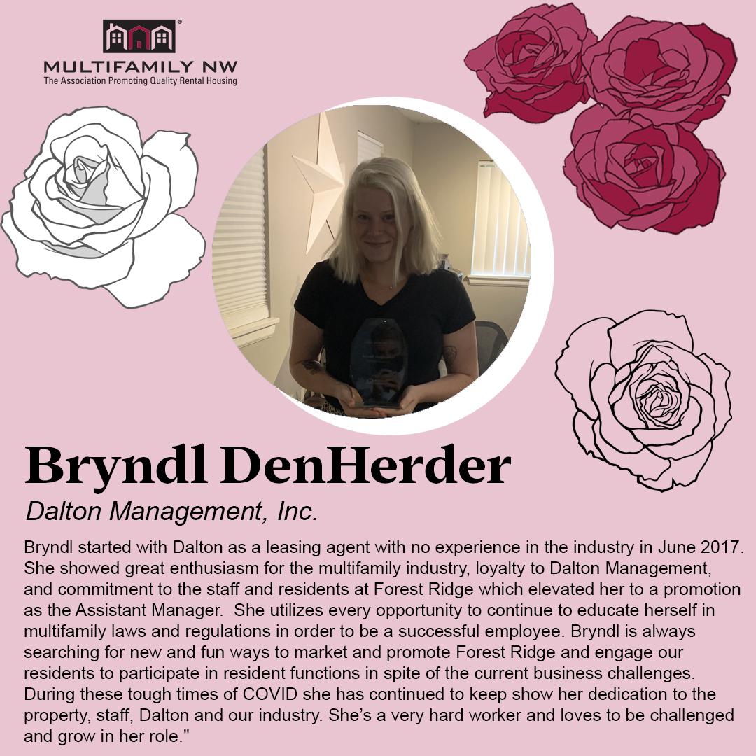 Bryndl DenHerder