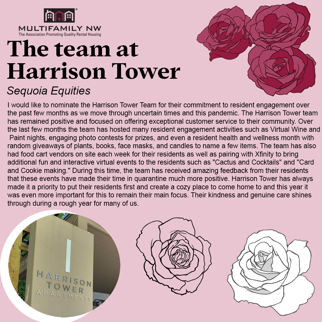 Harrison Tower Team