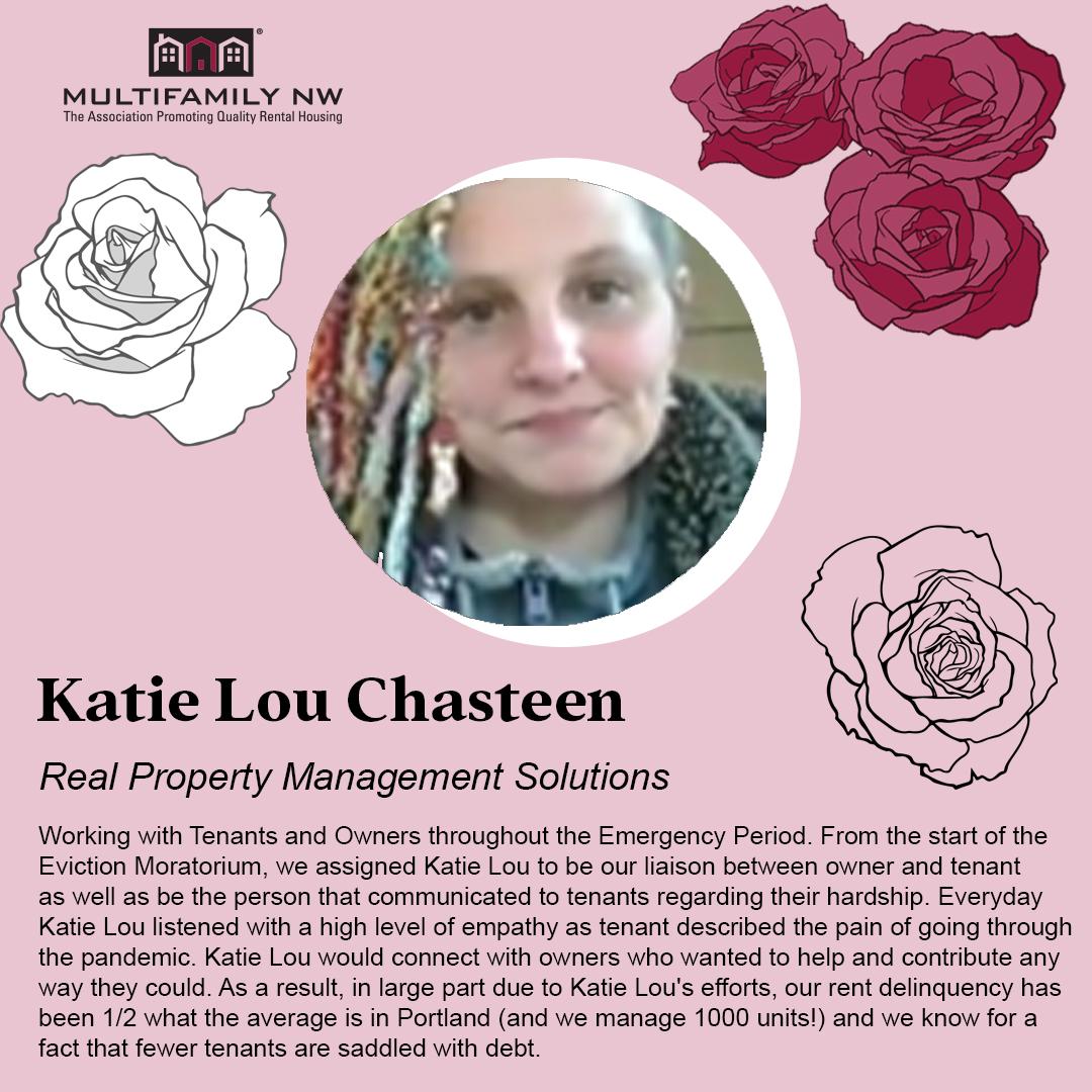 Katie Lou Chasteen