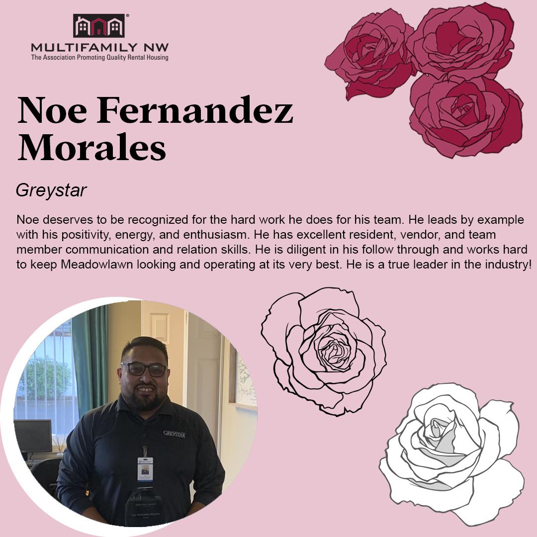 Noe Fernandez Morales