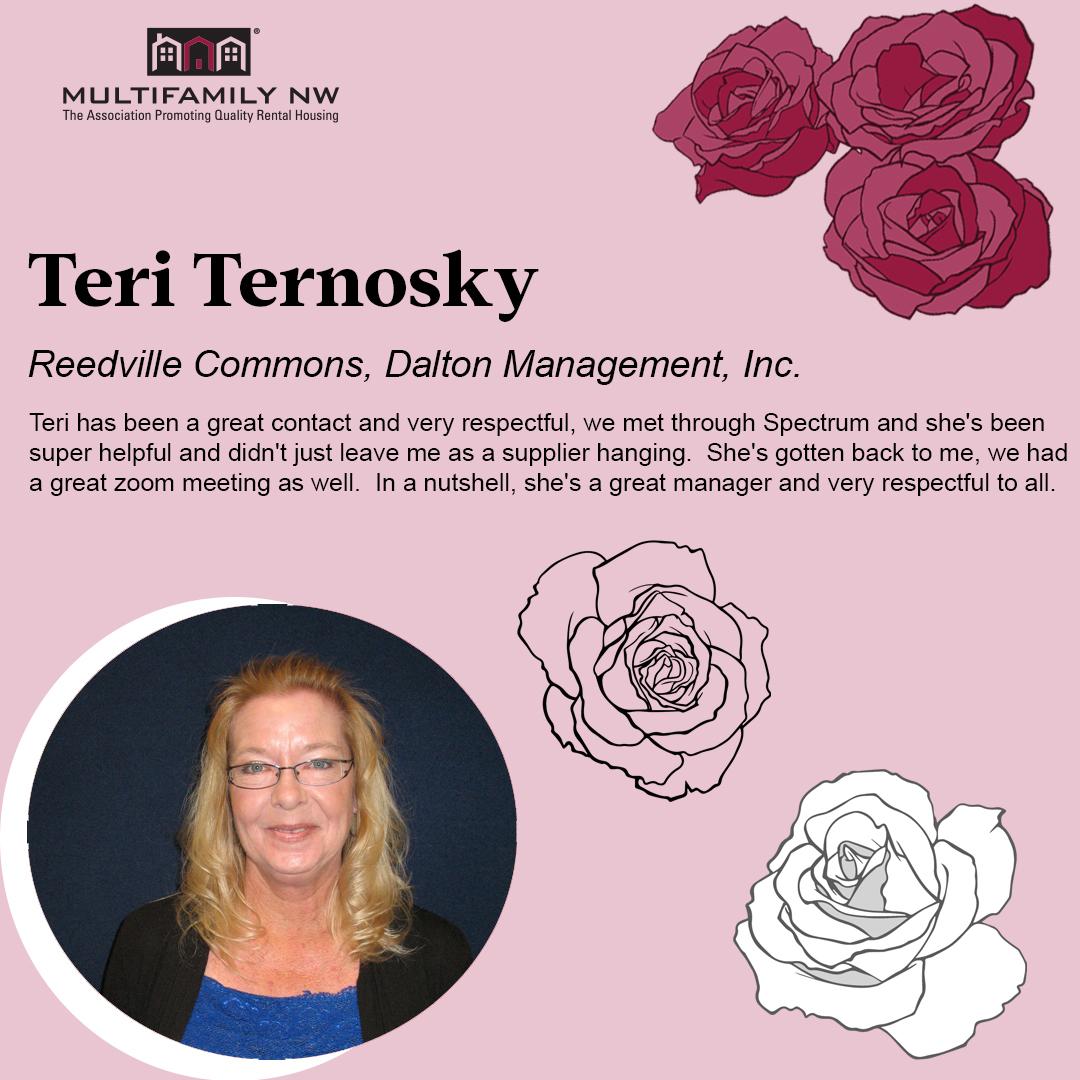 Teri Ternosky