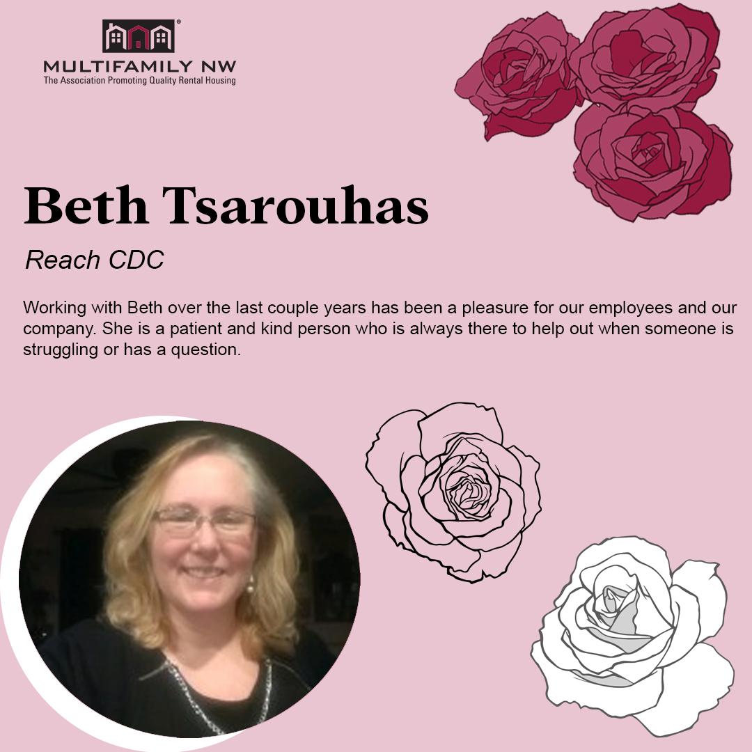 Beth Tsarouhas