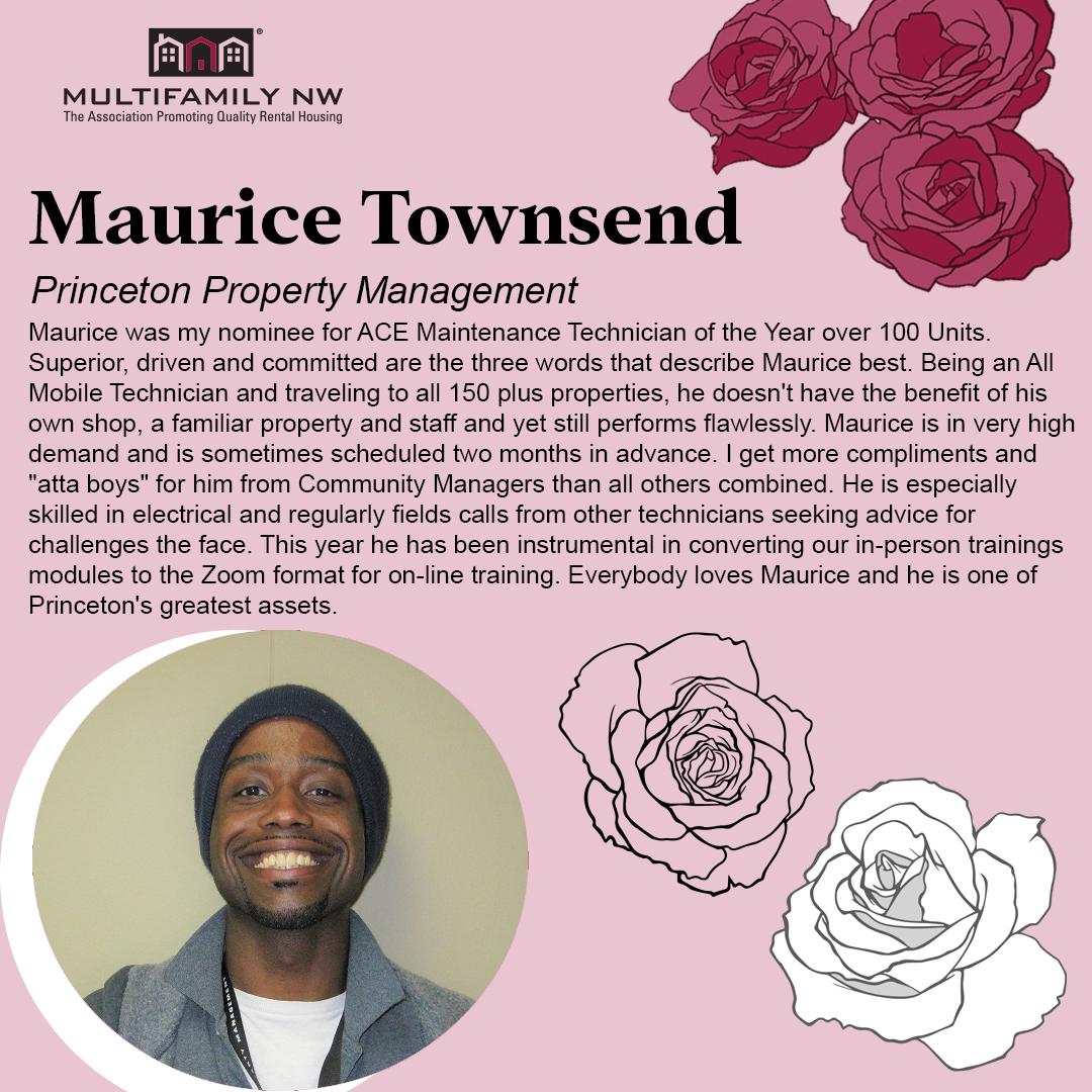 Maurice Townsend