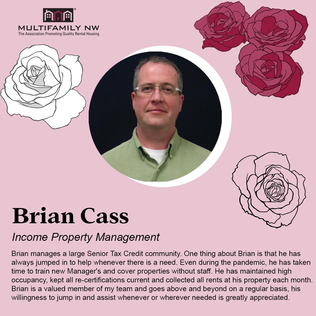 Brian Cass