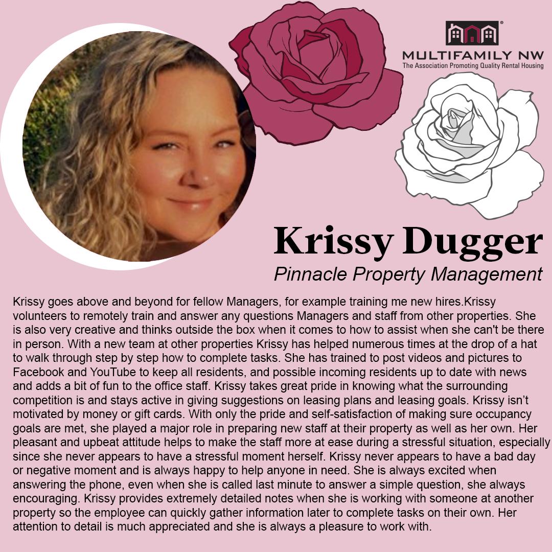 Krissy Dugger
