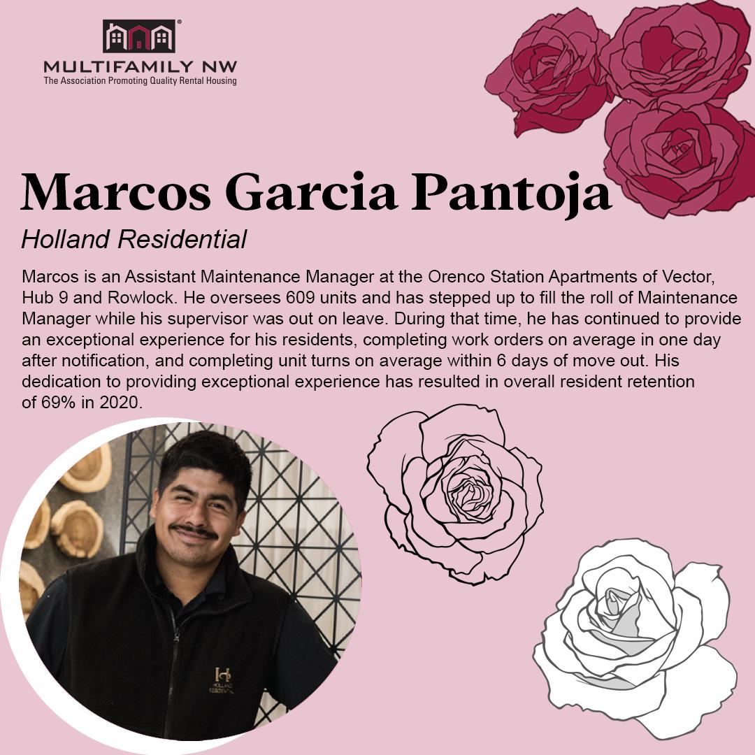 Marcos Garcia Pantoja
