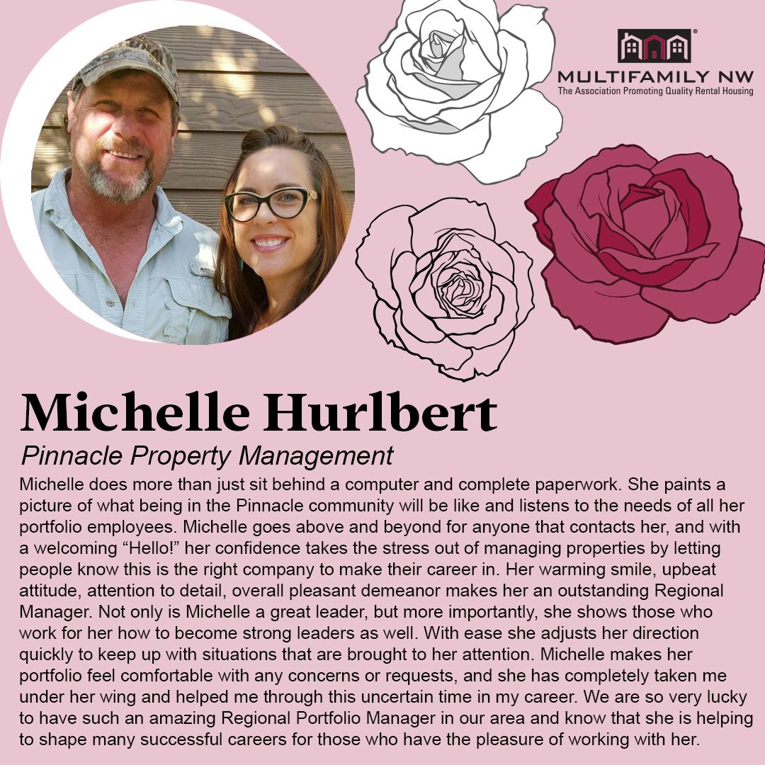 Michelle Hurlbert