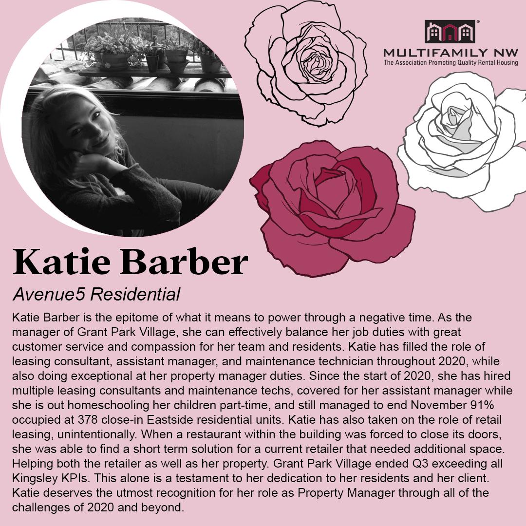 Katie Barber