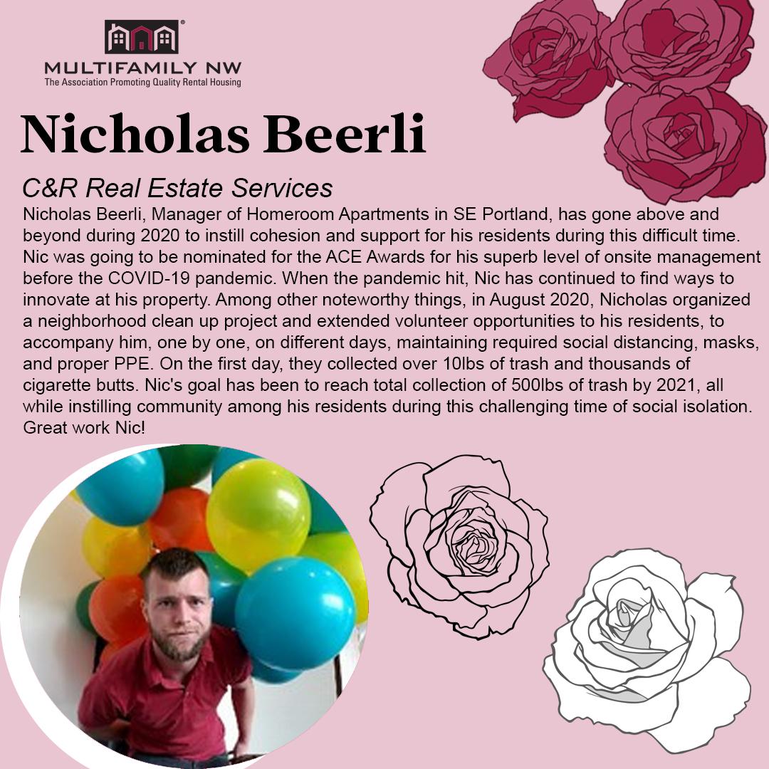 Nicholas Beerli