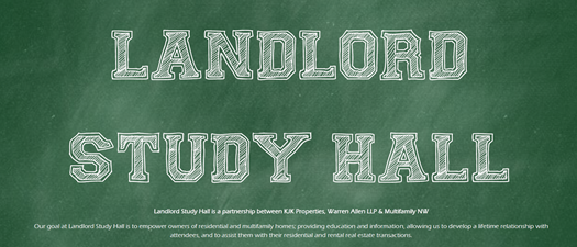 Landlord Study Hall