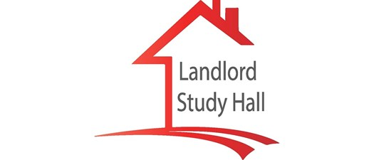 Webinar: August Landlord Study Hall