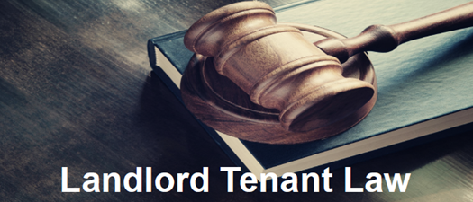 Landlord Tenant Law Part II (Eugene)