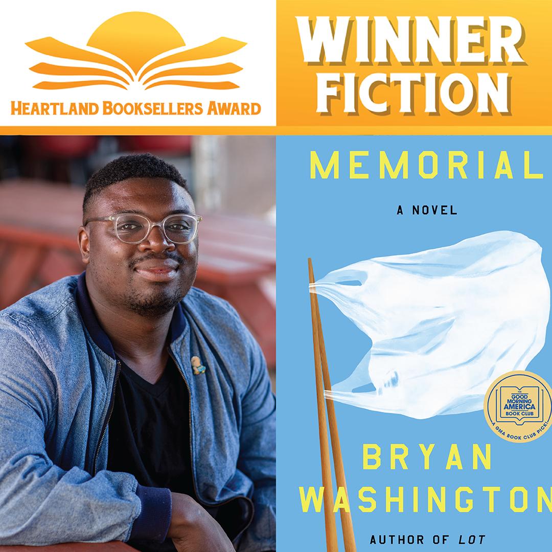 Fiction Winner