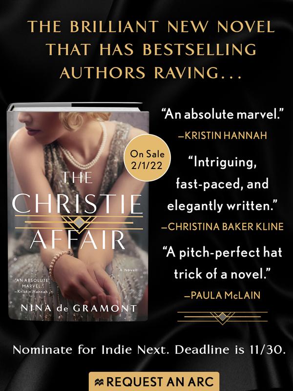 Christie Affair Eblast