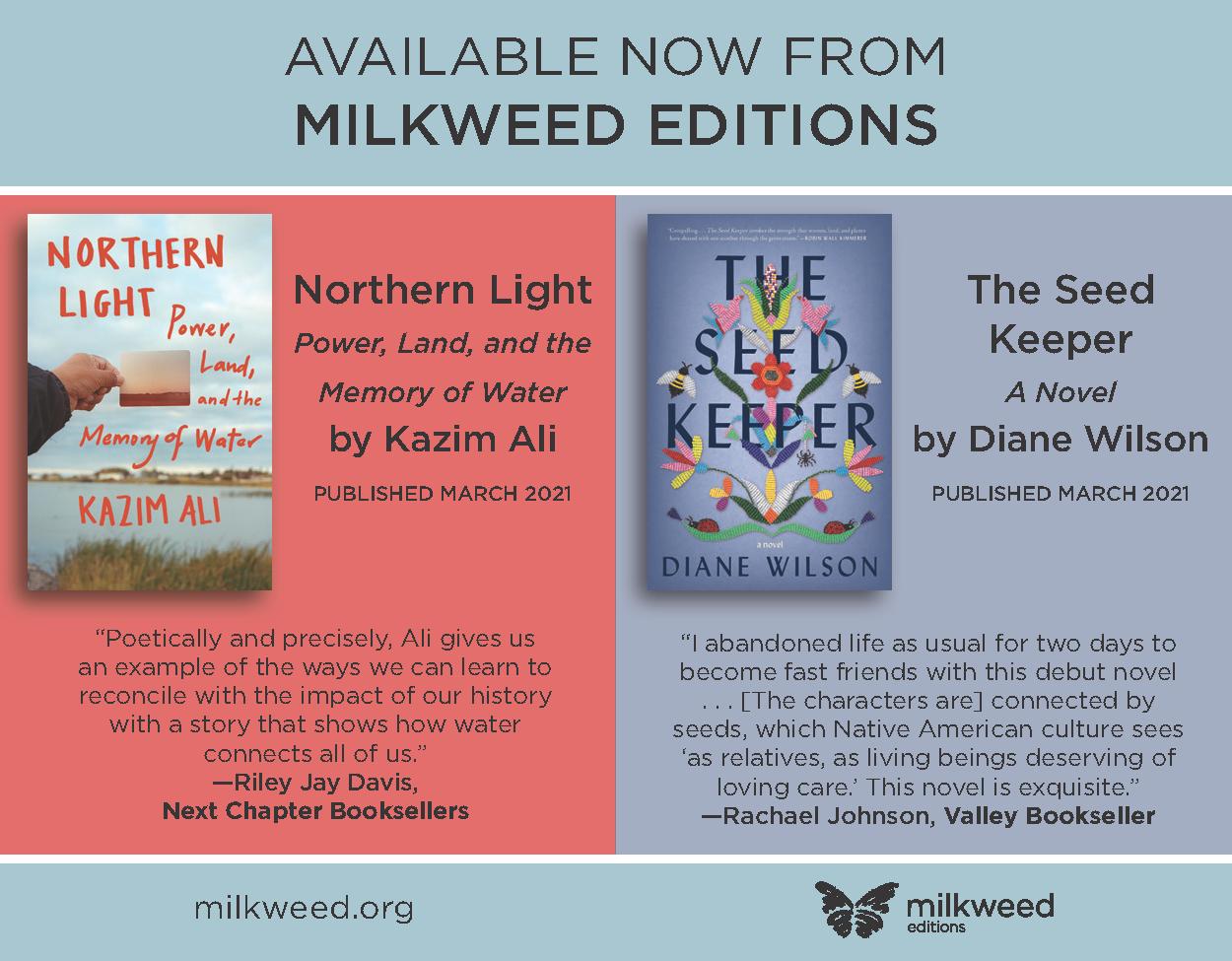 Milkweed Ad