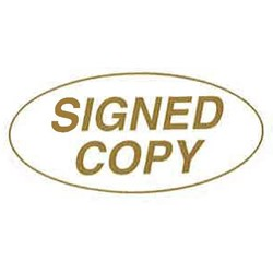 Signed Copy Stickers