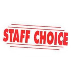Staff Choice Stickers