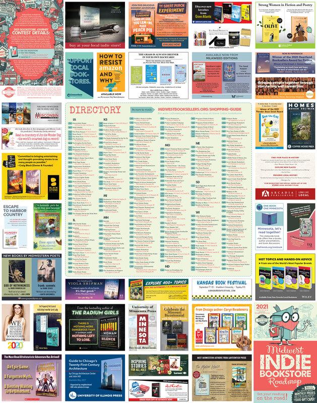 Indie Bookstore Directory