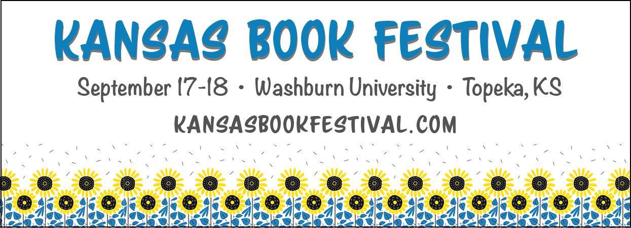 Kansas Book Festival Ad