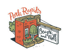 Pork Rapids Graphic