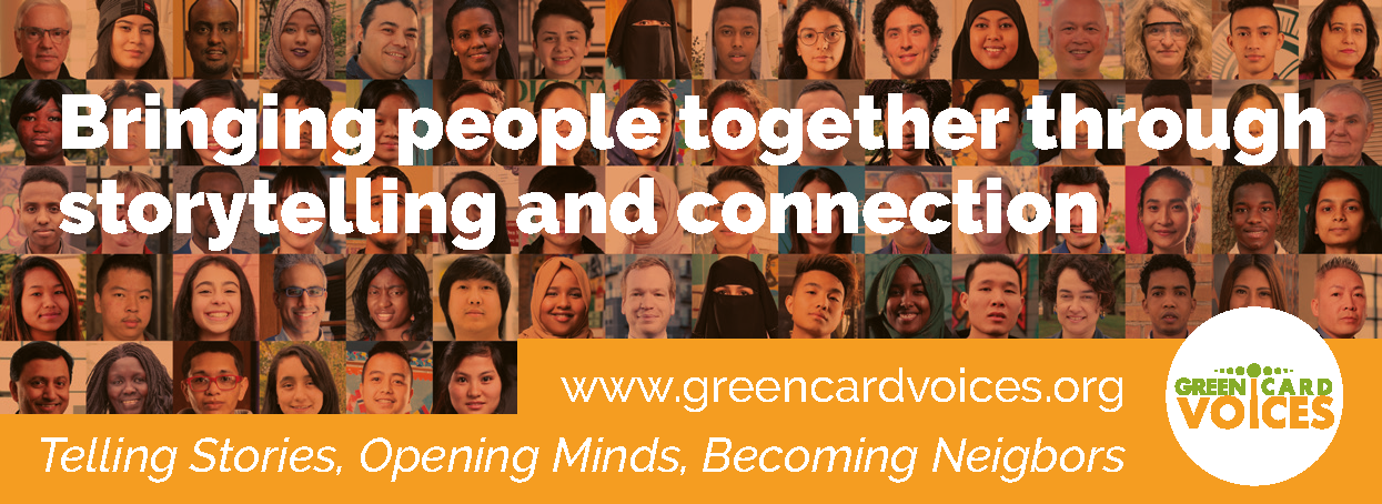 Green Card Voices Ad