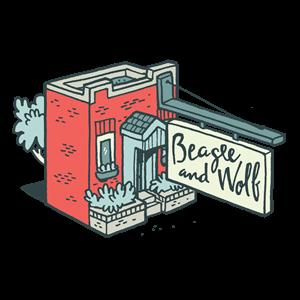 Photo of Beagle and Wolf Books & Bindery