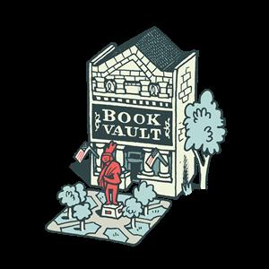 Photo of Book Vault
