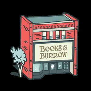 Photo of Books & Burrow