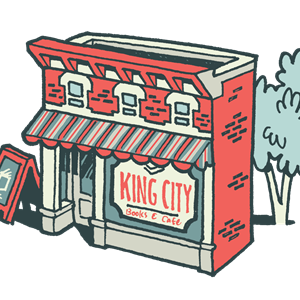 Photo of King City Books