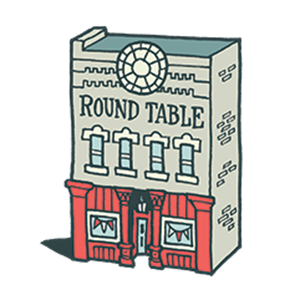 Photo of Round Table Bookstore