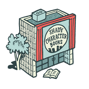 Photo of Shady Character Books