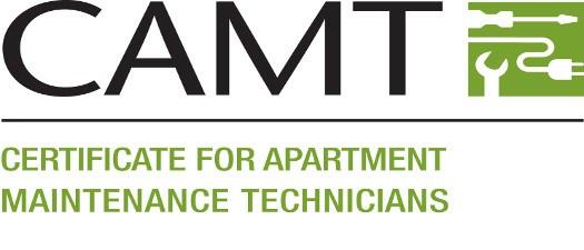 Certificate for Apartment Maintenance Technicians