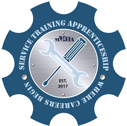 MMHA Service Training Apprenticeship Logo