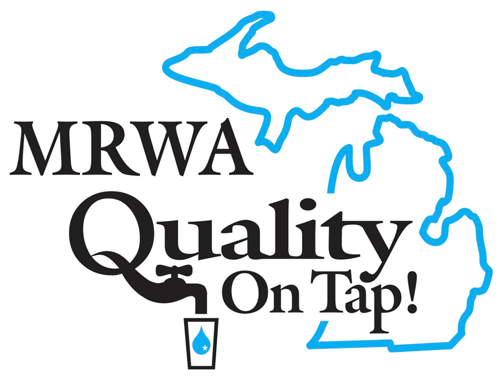 Michigan Rural Water Association Logo