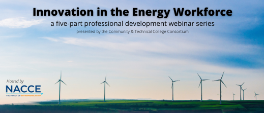 Innovation in the Energy Workforce