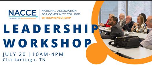 NACCE Leadership Workshop