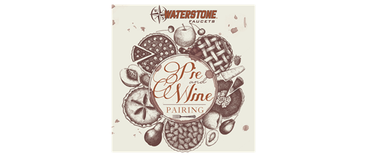 Waterstone Pie & Wine Pairing
