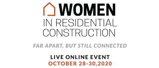 Women in Residential Construction Conference