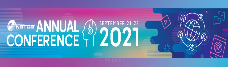 NATOA 2021 Annual Conference Banner