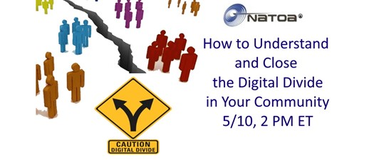 eNATOA: How to Understand and Close the Digital Divide in your community