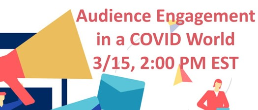 eNATOA: Audience Engagement in a COVID World