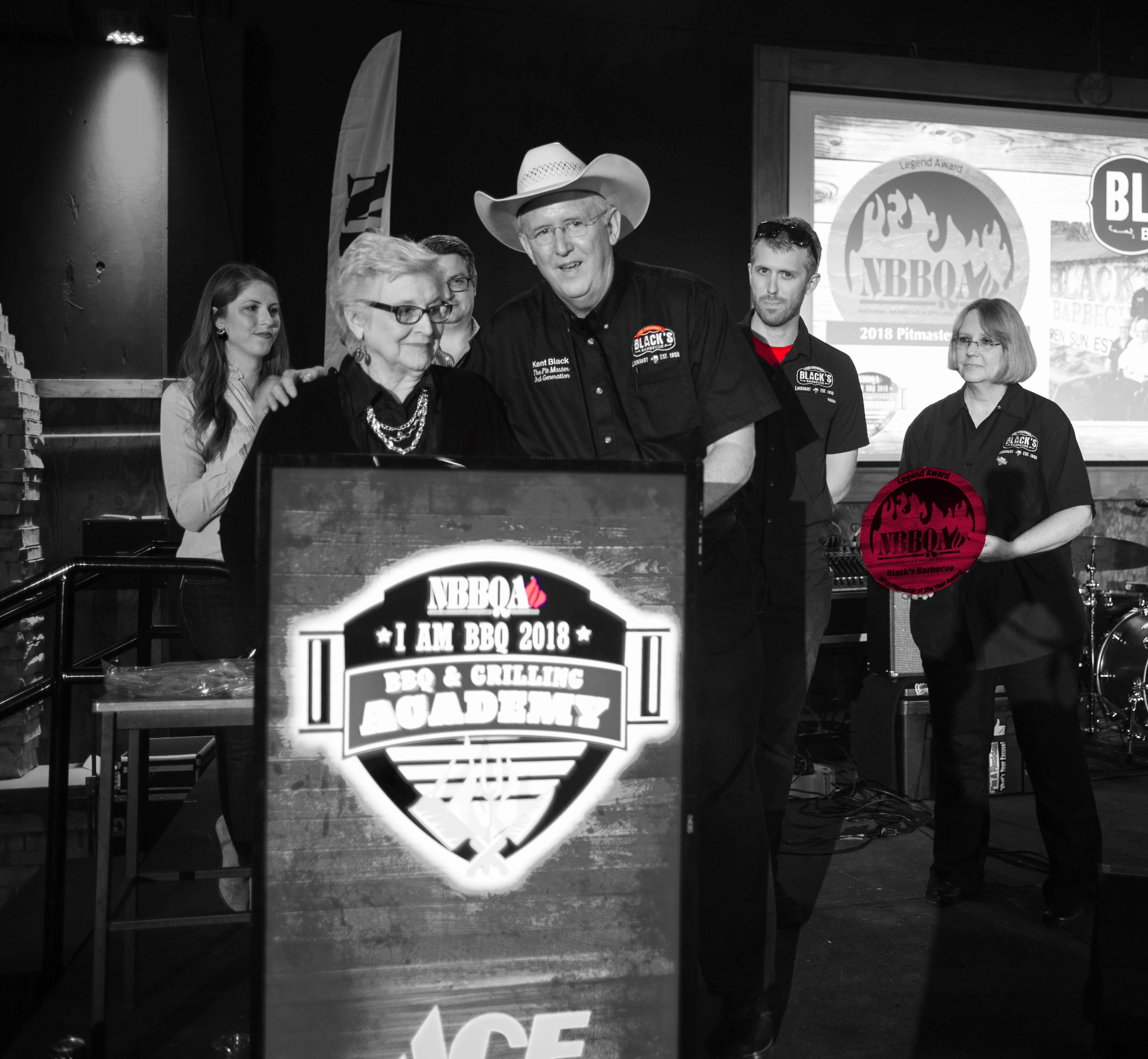 Black's BBQ Pitmaster Award