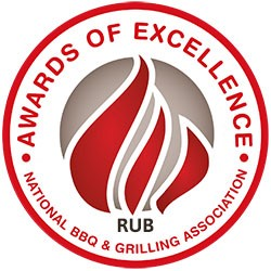 Awards of Excellence BBQ Rub