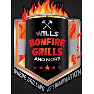 Wills Bonfire Grills and More LLC.